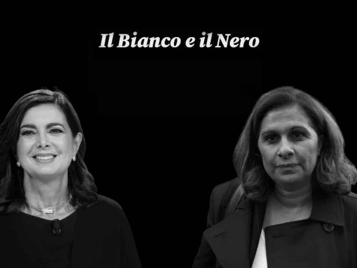 """""""L'Italia non è razzista"""". """"Superare il patriarcato"""""""